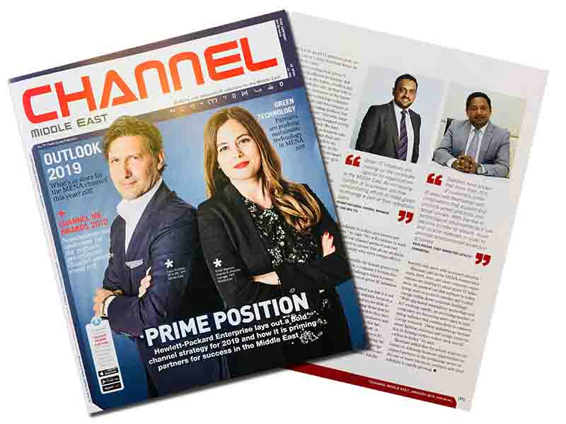 channel, sustainable technology, rajiv prasad, channel middle east