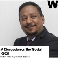 Social Physics of Retail